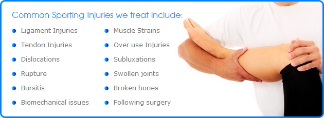 Physiotherapy and Sports Injury Clinic Denby DaleWest Yorkshire